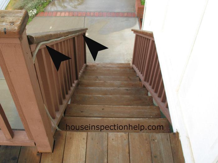 Stair Handrail Rope Lighting