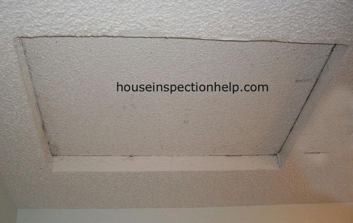 Ceiling Attic Access