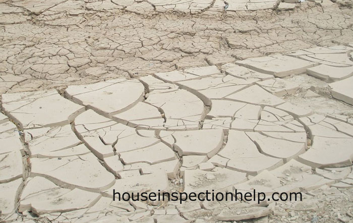 Dry Clay Sediment Soil