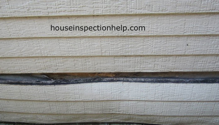Missing Piece Of Masonite Siding