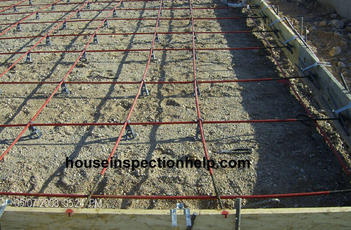 Post Tension Cables In Foundation