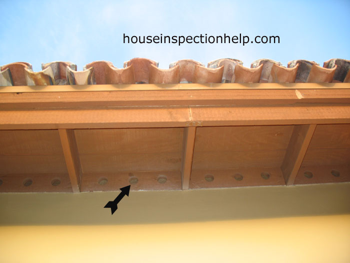 Attic Ventilation Holes