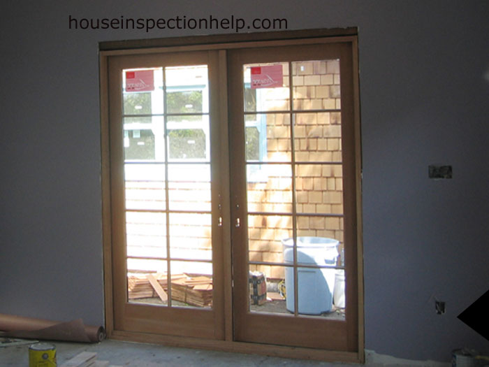 double 10 lite french doors