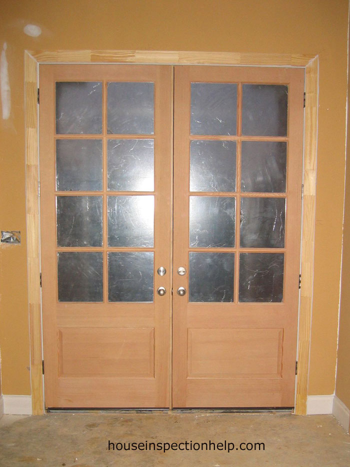 Double 8 Lite French Doors