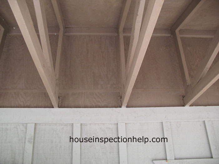 Exposed roof truss for Exposed roof trusses images