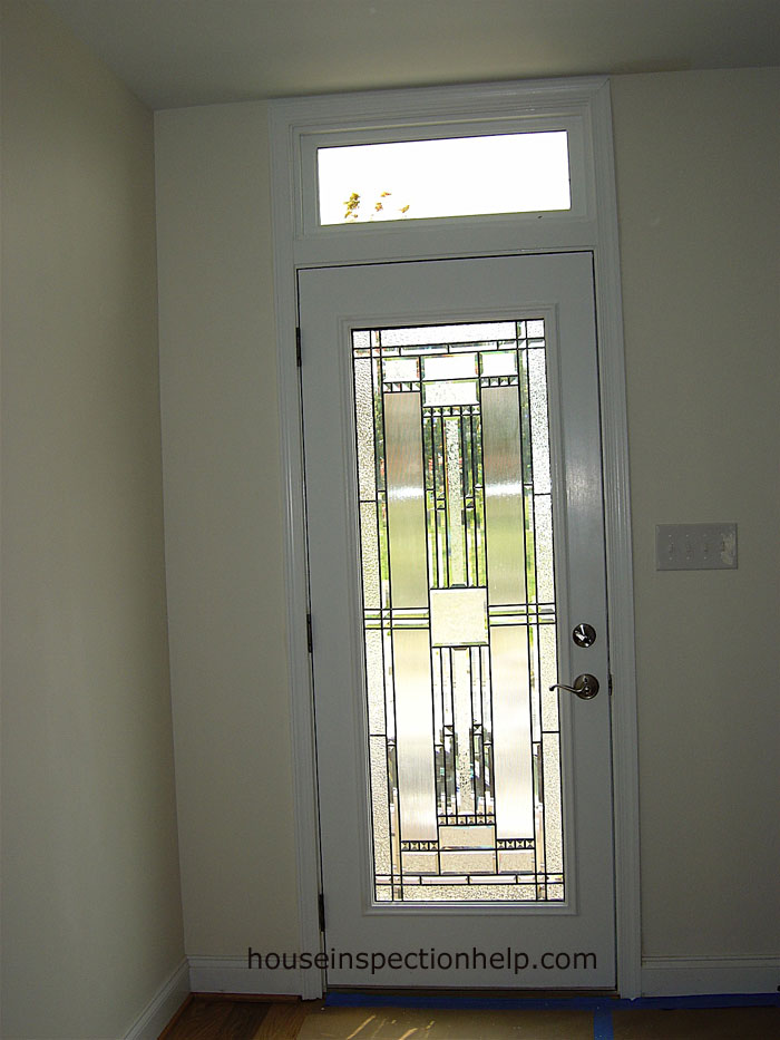 all glass exterior door gluechipped all glass doors