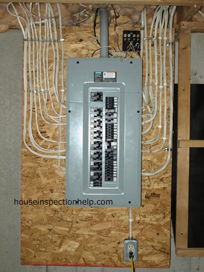 Basement Electrical Panel
