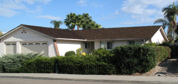 L Shaped Roof