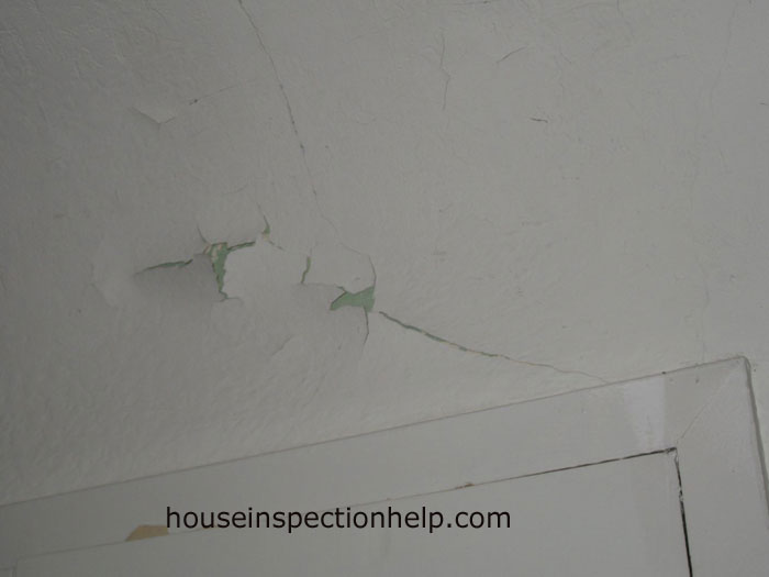 paint and plaster peeling off. Black Bedroom Furniture Sets. Home Design Ideas