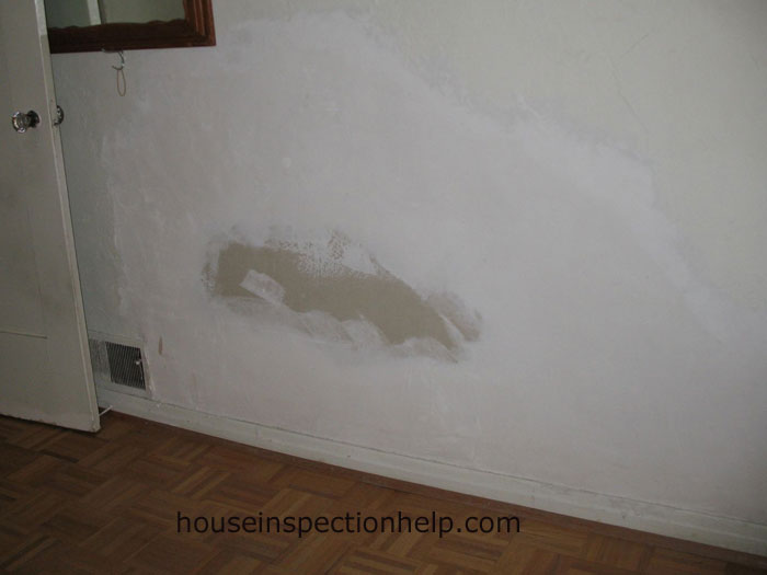 Plaster repair in wall for How to repair interior stucco walls