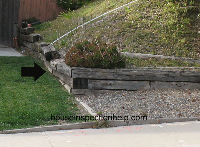 Railroad Retaining Wall Trouble
