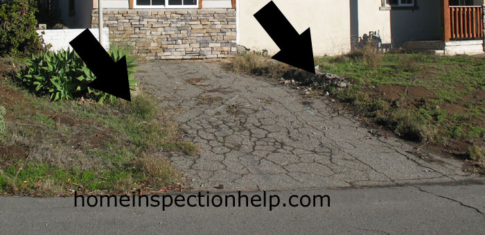 Asphalt Driveway Soil Problem