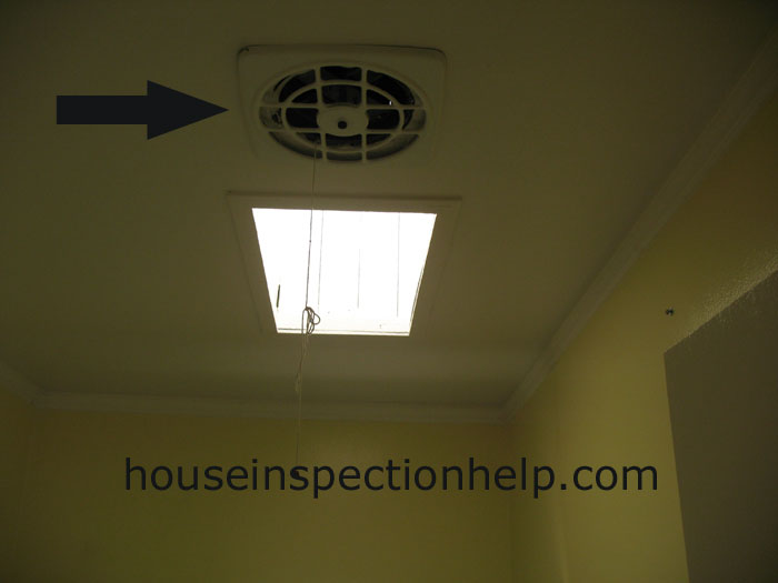 Bathroom Skylight And Vent