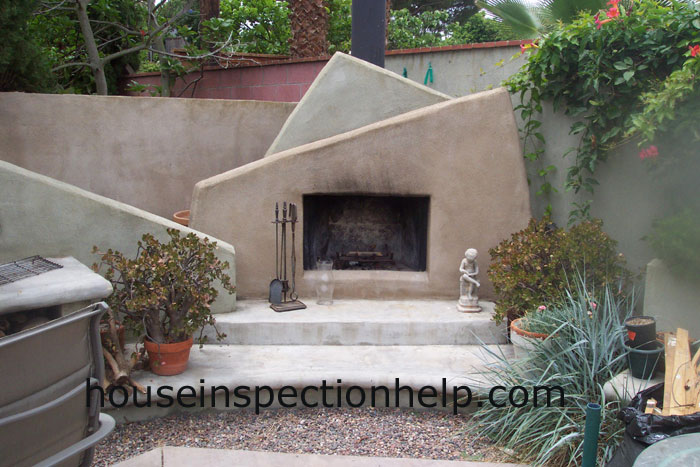 Build Your Own Outdoor Fireplace submited images