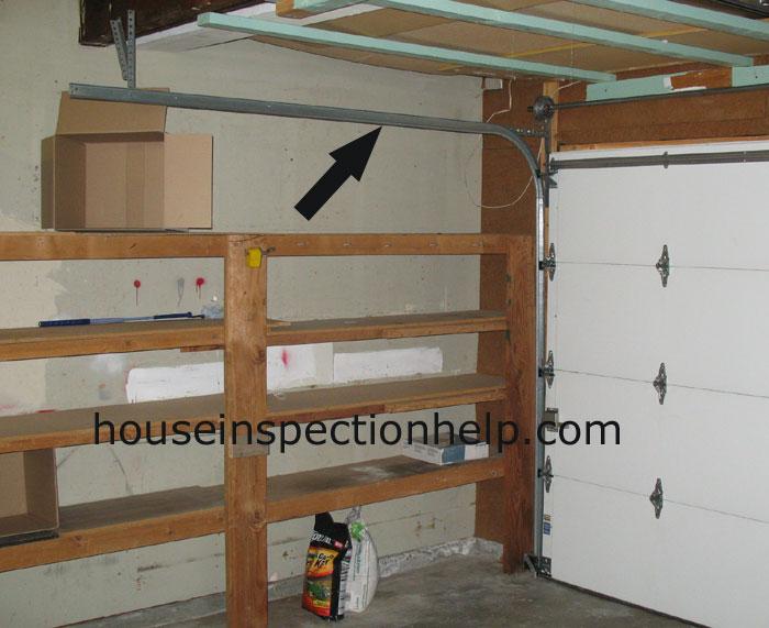 Roll Up Garage Door Track