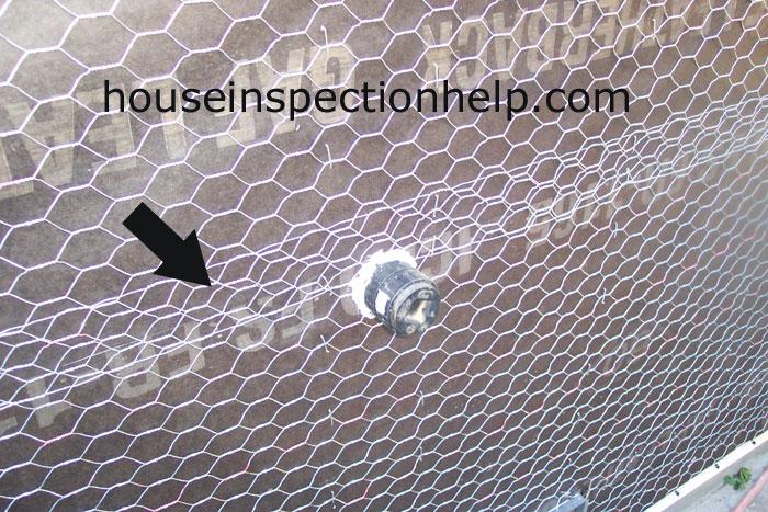 Stucco Lath Wire Lap