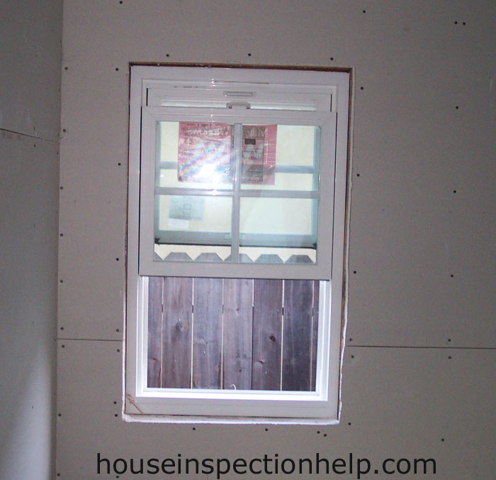 Window Drywall
