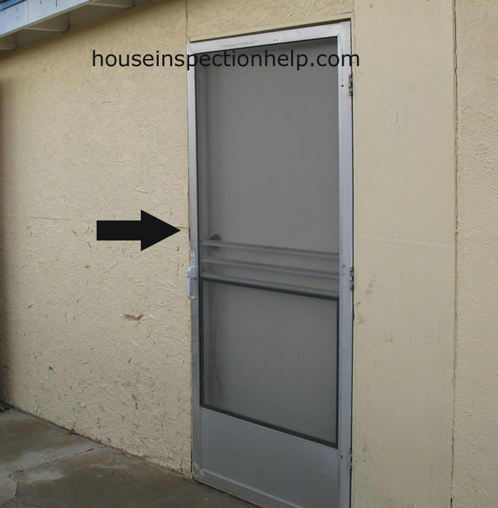 Aluminum door aluminum door with screen for Aluminum sliding screen door
