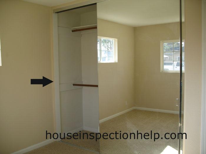 Drywall Closet Door Jambs