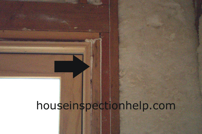 Foam Insulation Around Door Jamb