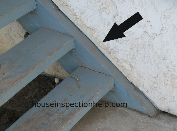 J Metal Stair Flashing