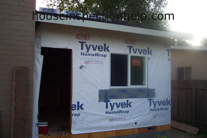 Tyvek Building Paper