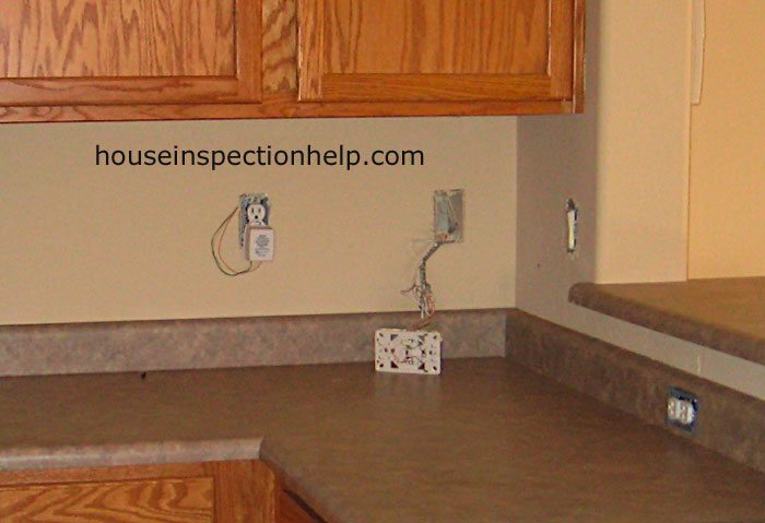 Kitchen Outlet Covers Missing Kitchen Outlet Covers
