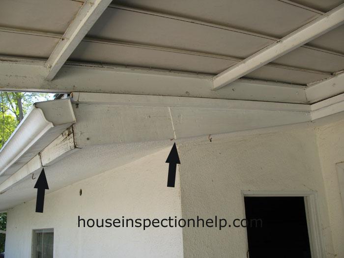 Roof Fascia Corner Replaced