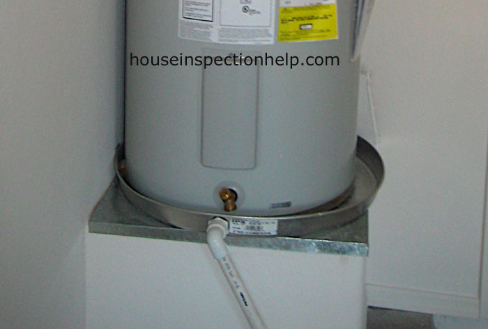 Water Heater Pan